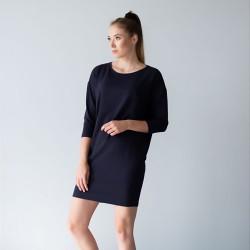 Sportovní kojící šaty Miracle černá.