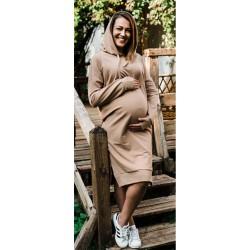 Těhotenské šaty Caremella...