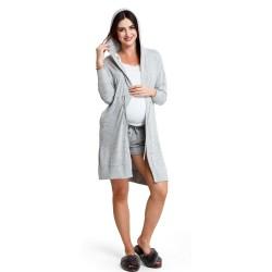 Těhotenská mikina Softwear...