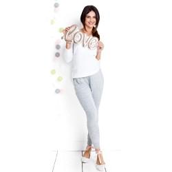Těhotenské kalhoty Softwear...