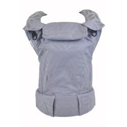 Nosítko MoniLu UNI Leaves Grey