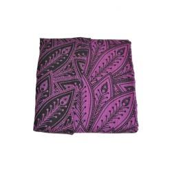 Šátek MoniLu - Peacock Lilac