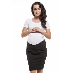 Těhotenská sukně RITA - černá