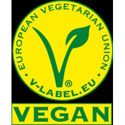 Vegan certifikát.