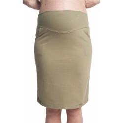 Těhotenská sukně MIA SUMMER - olivová