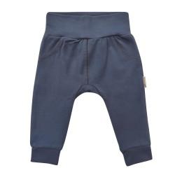 Kojenecké kalhoty - tmavě modrá