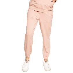 Těhotenské tepláky JOY - světle růžová