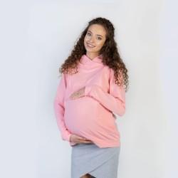 Těhotenská a kojící mikina...