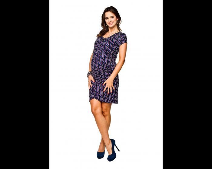 Těhotenské šaty Fergie short II
