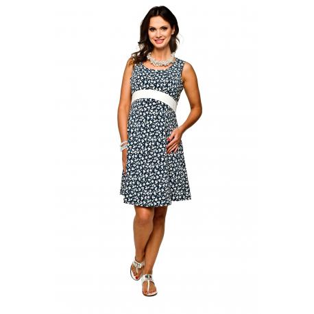 Těhotenské a kojící šaty Friuli