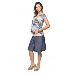 Těhotenská letní sukně Vena