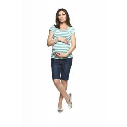 Těhotenská letní halenka Lola