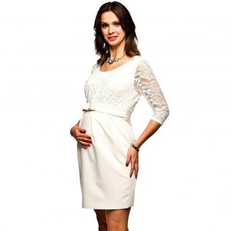 e9f88105664 Těhotenské krajkové šaty Amber   Móda TaLeTi