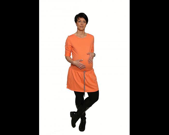 Těhotenské šaty Lea