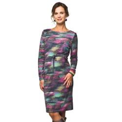Těhotenské a kojící šaty Mino II.
