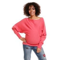 Těhotensky svetřík  Lor korál