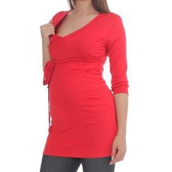 Těhotenská a kojící halenka Dominika