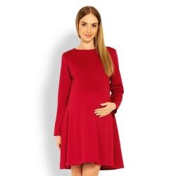 Těhotenské elegantní šaty Nathy