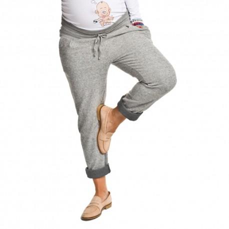 Těhotenské fitness kalhoty Selva