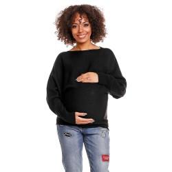 Těhotensky svetřík  Lor černý