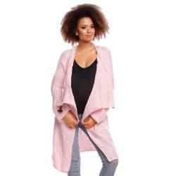 Těhotensky a kojící svetřík  Marky světle růžový
