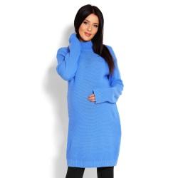Těhotenský dlouhý svetr Sami jeans