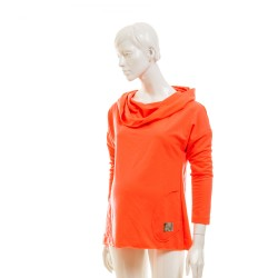 Těhotenská tunika Markys pomerančová
