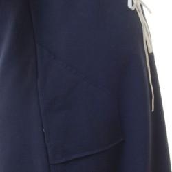 Těhotenské šaty Clea modré
