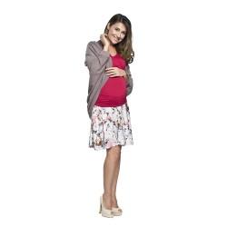Těhotenská a kojící halenka Lea