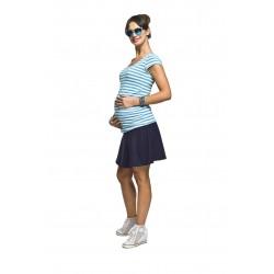 Letní těhotenské triko Lola
