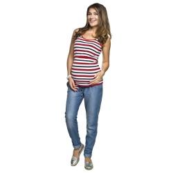 Těhotenské rifle Lanti Jeans