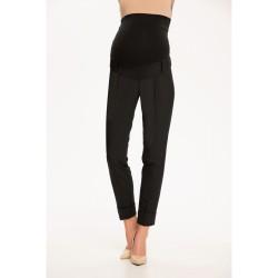 Těhotenské kalhoty Vecchio černá