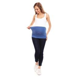 Těhotenský pás Pupi modrý