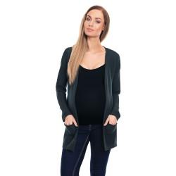 Těhotenský svetr Sofi grafit