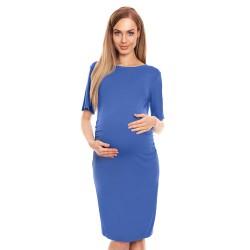 Těhotenské pouzdrové šaty...