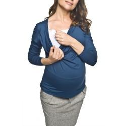 Těhotenská a kojící halenka...