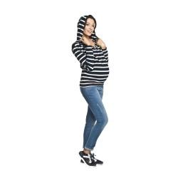 Těhotenský a kojící svetr Judy