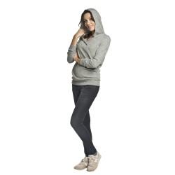 Těhotenský a kojící svetřík Judy šedý