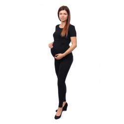 Těhotenské leginy Getry II. černá