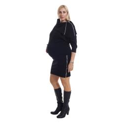 Šaty Omega černá