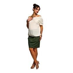 Těhotenská košile Boho...
