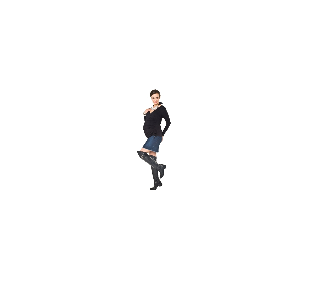 Těhotenská sukně Daisy jeans