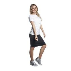 Těhotenská sukně MIA basic černá