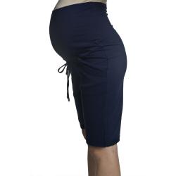 Těhotenské kraťasy Bloom tmavě modré