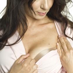 Těhotenská a kojící mikina Mica růžová