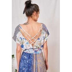 Letní maxi šaty Shaku