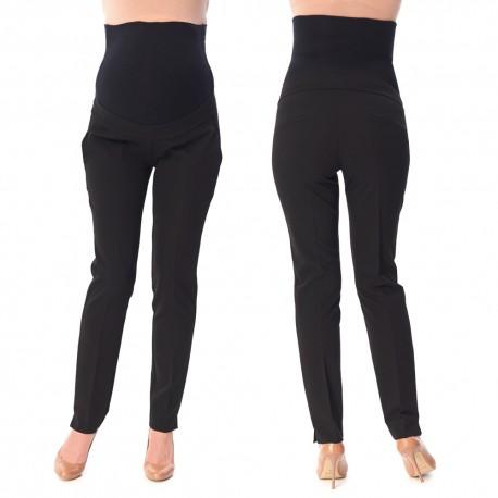 Těhotenské kalhoty HITSE černá.