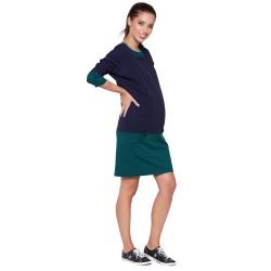 Těhotenské a kojící šaty...
