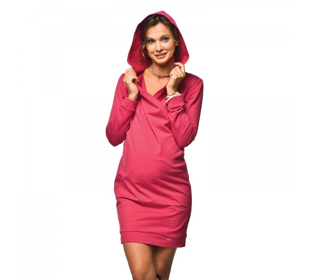 Těhotenské a kojící šaty Lilam