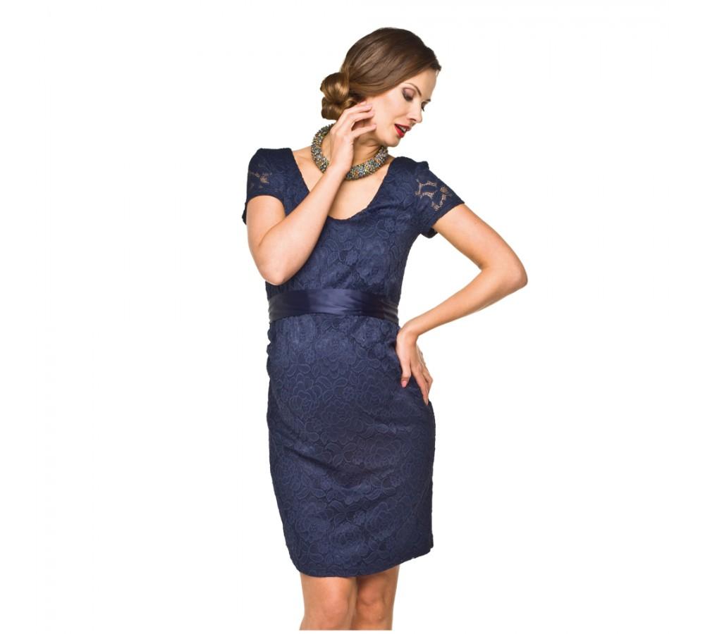 Těhotenské šaty Lace